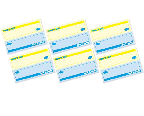 Picture of Time's Up!® Blank Cards