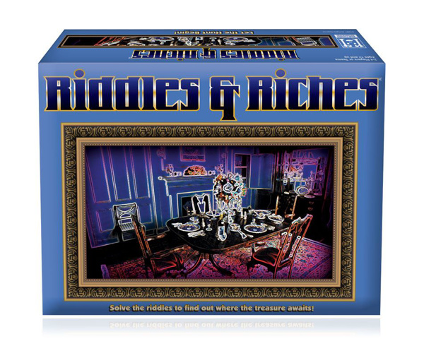 Picture of Riddles & Riches®