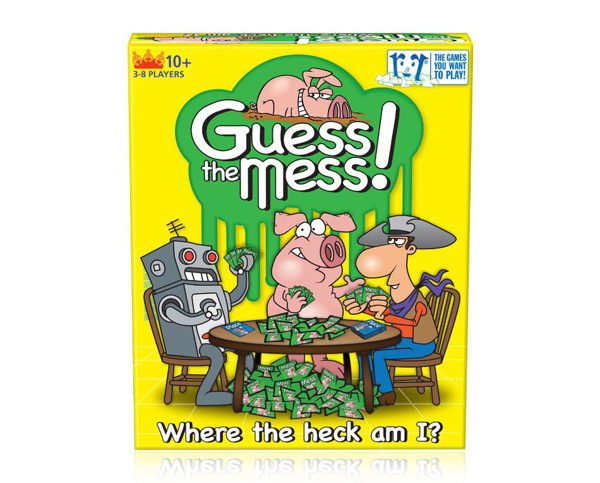 Picture of Guess The Mess®