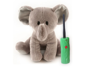 Picture of Hide & Seek Pals® - Elfy the Elephant