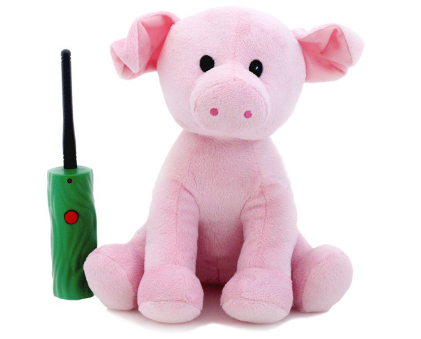 Picture of Hide & Seek Pals® - Peaches the Pig