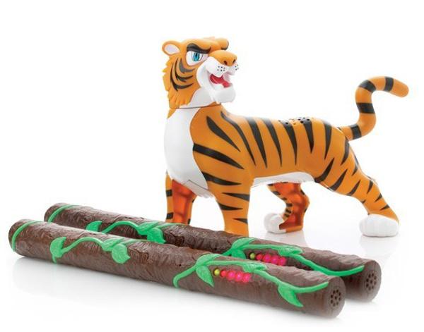 Picture of Hide & Seek Safari® Tiger Deluxe Edition