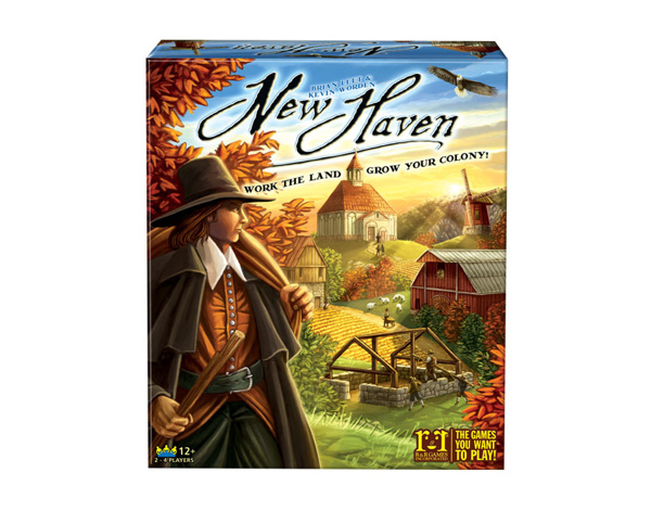 Picture of New Haven
