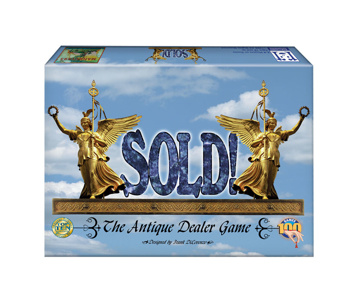 Picture of SOLD® The Antique Dealer Game