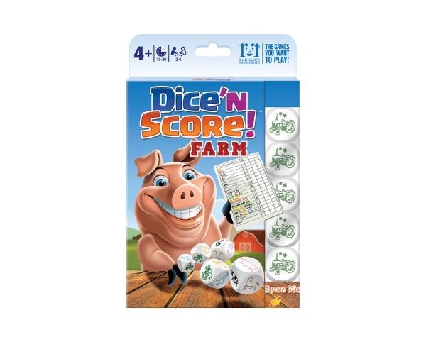 Picture of Dice N Score™ - Farm