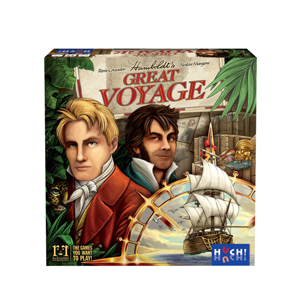 Picture of Humboldt's Great Voyage