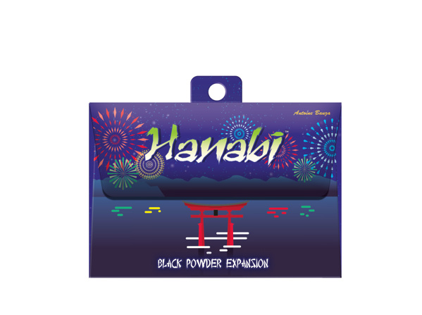 Picture of Hanabi® Black Powder Exp - cards
